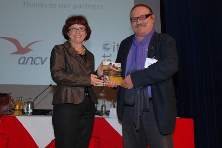 L'expert Jean-Didier Urbain avec la publication de l'Alliance