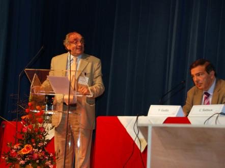 Jean Marc Mignon, président de l'OITS