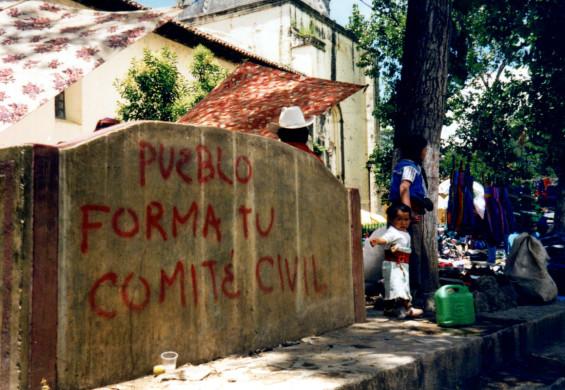 Paysans en lutte au Mexique © FranceAmériqueLatine