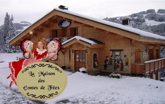 La Maison des contes de Fées... pour petits et grands © OT Val d'Arly