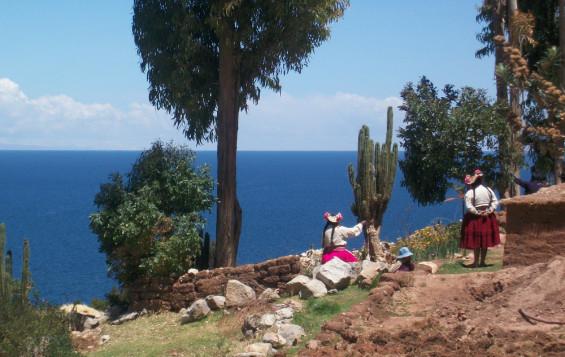 Lac Titicaca, Pérou@TDA