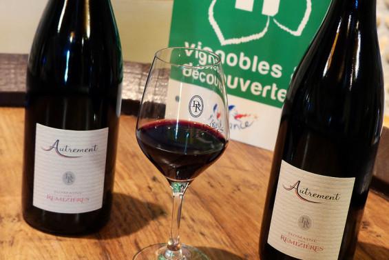"""Le label """"Vignobles et Découvertes"""" a été créé en 2009 © C. Bonin - OT Tournonais"""
