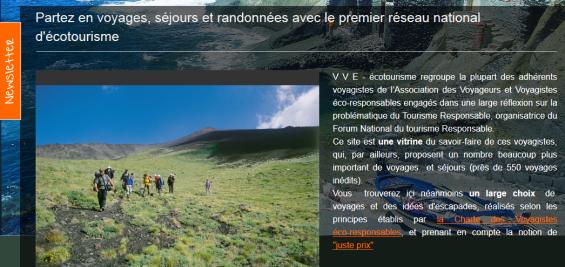 VVE écotourisme - www_vve-ecotourisme_com