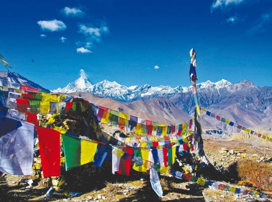 Népal - Grand tour des Annapurnas