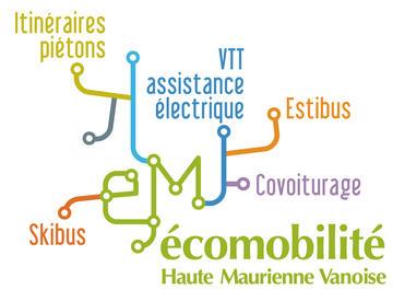 ecomobilité Haute Maurienne Vanoise