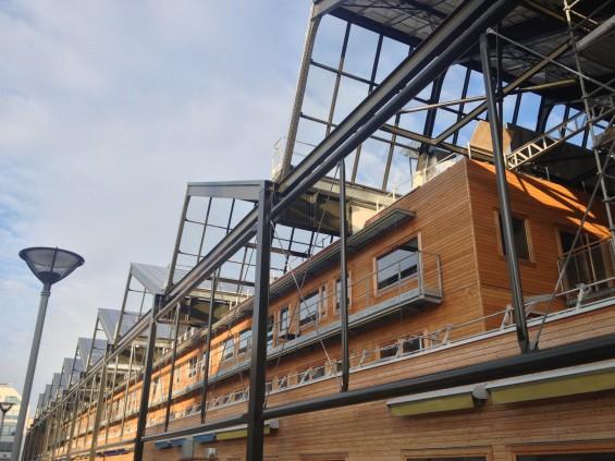 L'Auberge de Jeunesse la plus écologique : HI-Boston aux USA ©Lucile Reynard