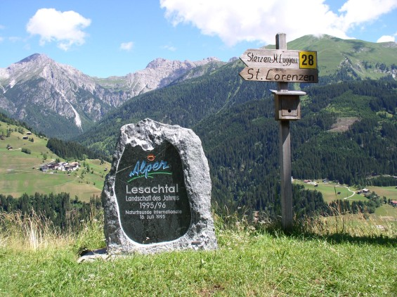 Lesachtal_Stein Project Landscape of the Year Alps - Lesachtal (Austria)