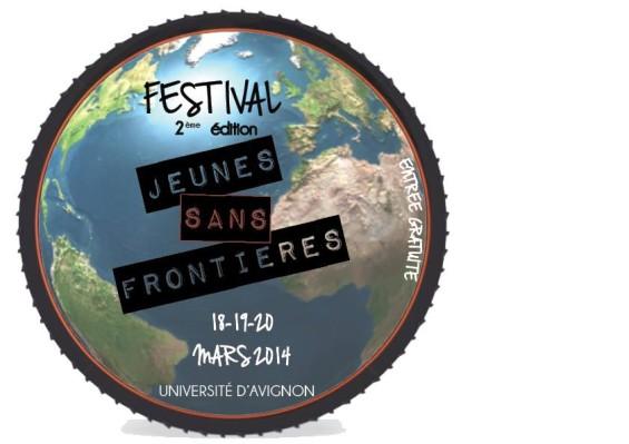 Festival Jeunes Sans Frontièrtes le 18-19-20 Mars 2014