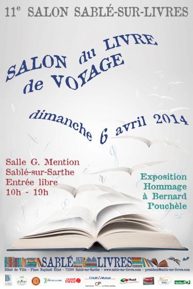 Rendez vous au salon du livre de voyage de sabl sur sarthe for Salon de voyage