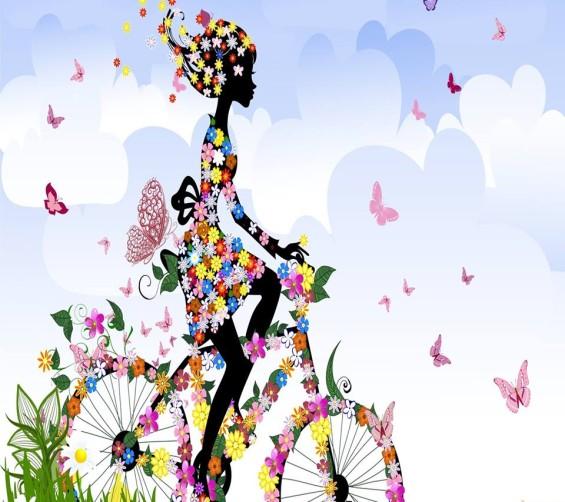 « Le printemps des bicyclettes »