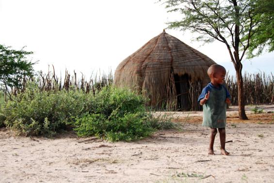 Bushmen, Botswana.