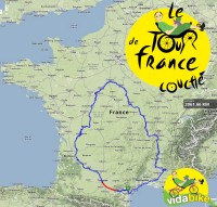 Tour de France en Vélo couché