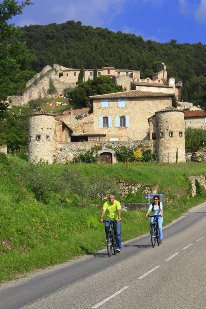 Vélo Provence