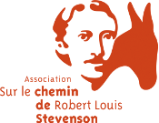 logo association sur le chemin de robert louis stevenson