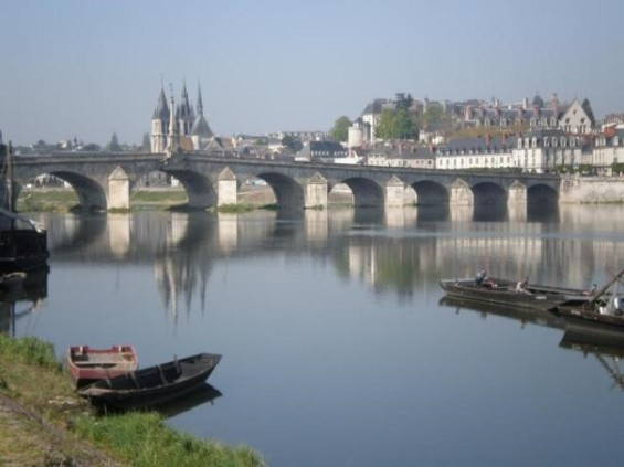 Week-end Loire Le Vélo Voyageur