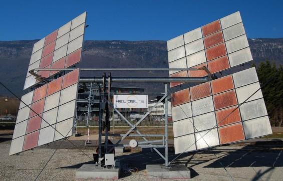 HeliosLite - trackers solaires