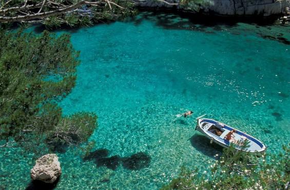 lagon méditerranée