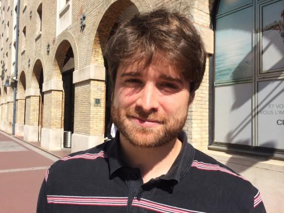 Florian DUPRAT, responsable Certification & Projets au Club Med