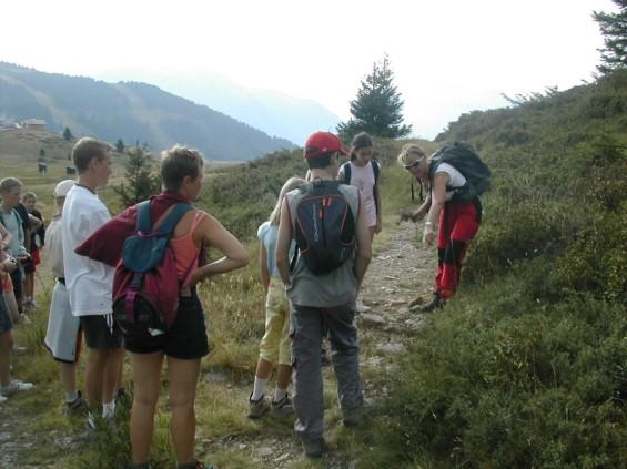 Rando Val d'Arly