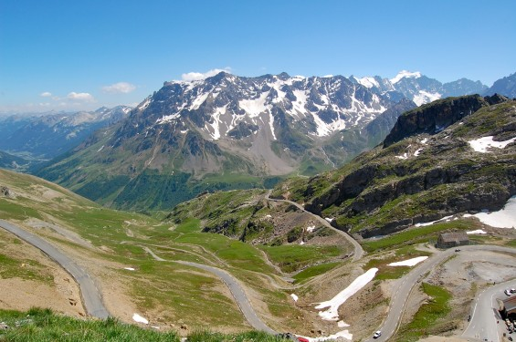 Route Grandes Alpes