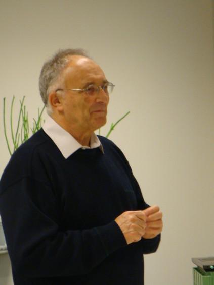 Joeffrey Limpman, président de l'ICTP