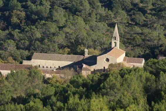 Abbaye du Thoronet © Coeur de Var - O.Lanfranchi
