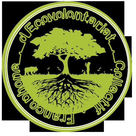 logo écovolontariat francophone