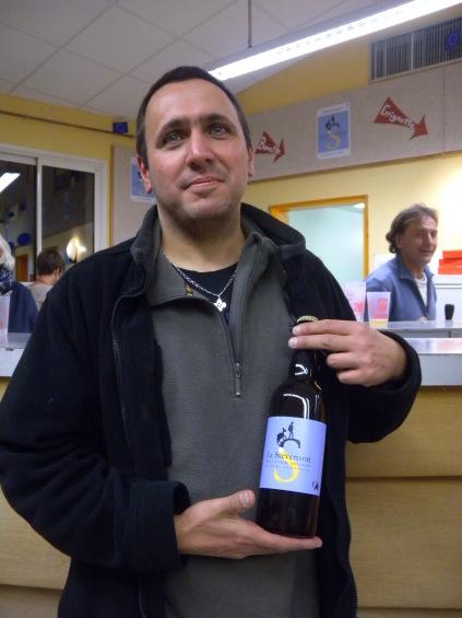 Un brasseur de Haute Loire