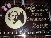Fête des 20 ans Association Stevenson