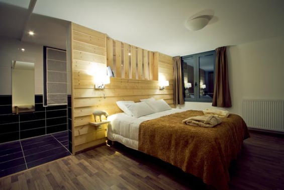Hôtel grand confort à 1800 m d'altitude ©La Balaguère