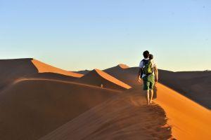 Dunes de Sossusvlei - Parc national du Namib-Naukluft - Namibie