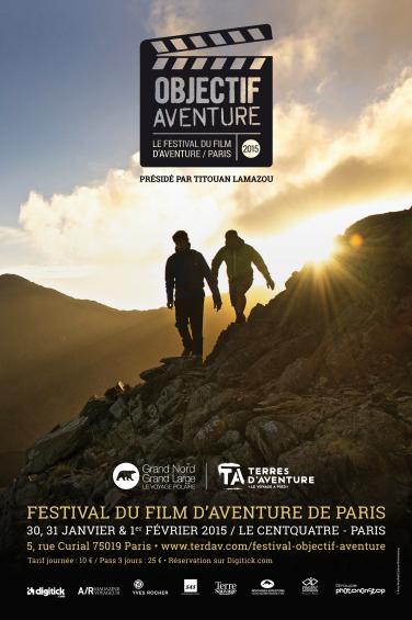 Affiche festival objectif aventure terdav