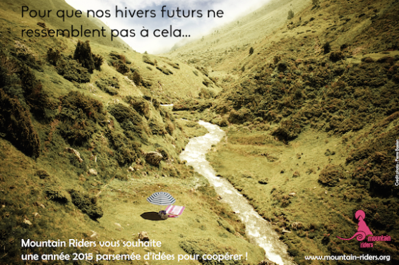 Moutain Riders Voeux 2015
