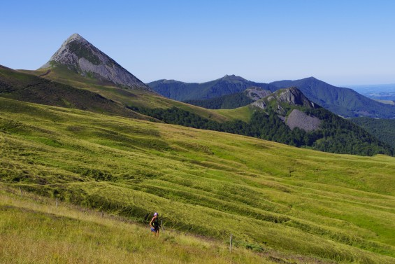 Trail Cantal