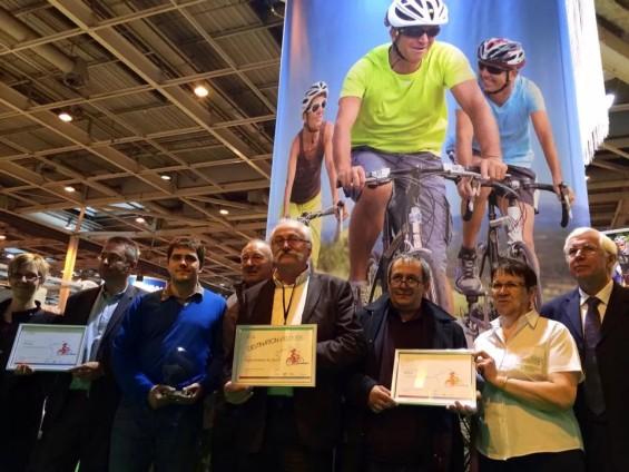Trophées Vélo 2015
