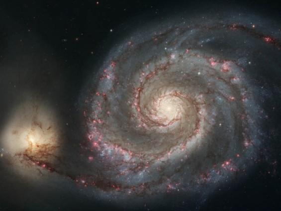 Le cosmos n'aura plus de secret pour vous... ©unticketpourlespace