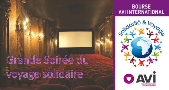 5° Bourse AVI du Voyage Solidaire - Jury 2015