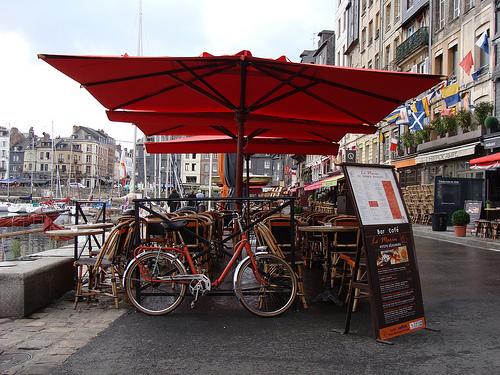 Honfleur vélo