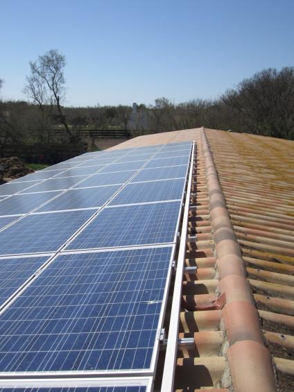 Un projet photovoltaîque abouti dans le PNR de Camargue