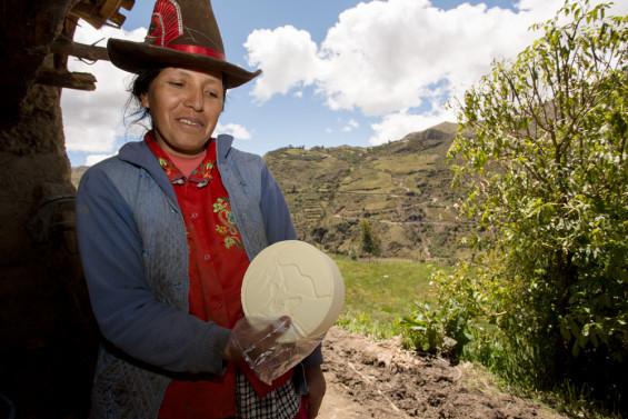 Fromage au Pérou