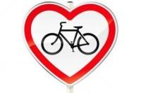 Vélo panneau