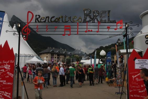 Les rencontres Jacques Brel un festival qui joue la carte éco tourisme et développement durable