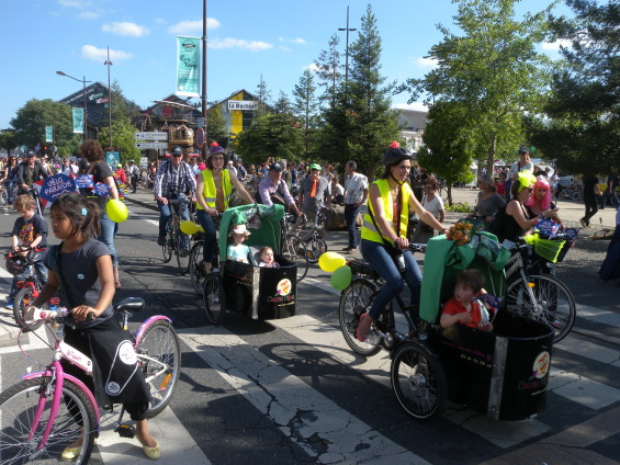 Des vélos pour tous