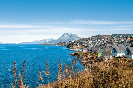« Beauté des villages groenlandais »