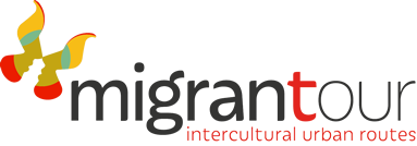 logo Migrantour Mygrantour Intercultural urban routes