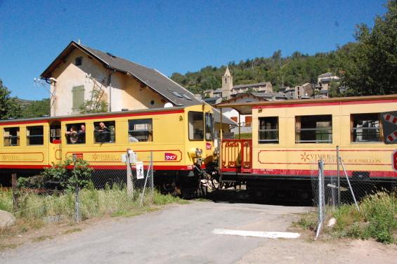 le fameux Train Jaune