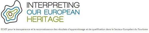 Logo Interpreting our european heritage