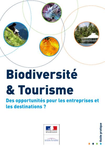 110600 - Guide BIODIVERSITE & TOURISME - Page de Conv