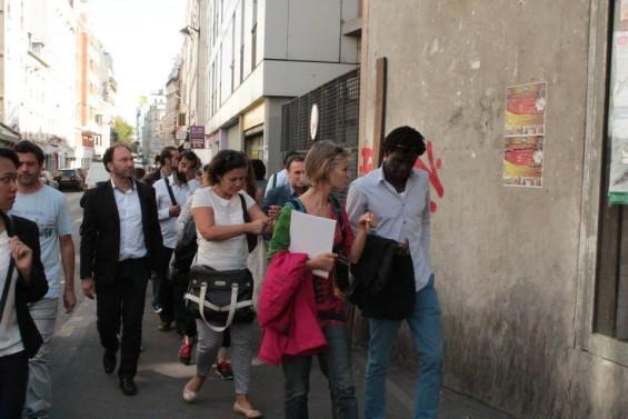 Les éducs tours dans Paris ont été unanimement appréciés