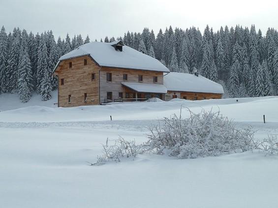 la Chandoline en hiver....magnifique